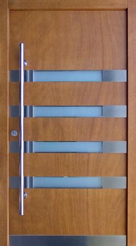 Drzwi zewnętrzne Sopot